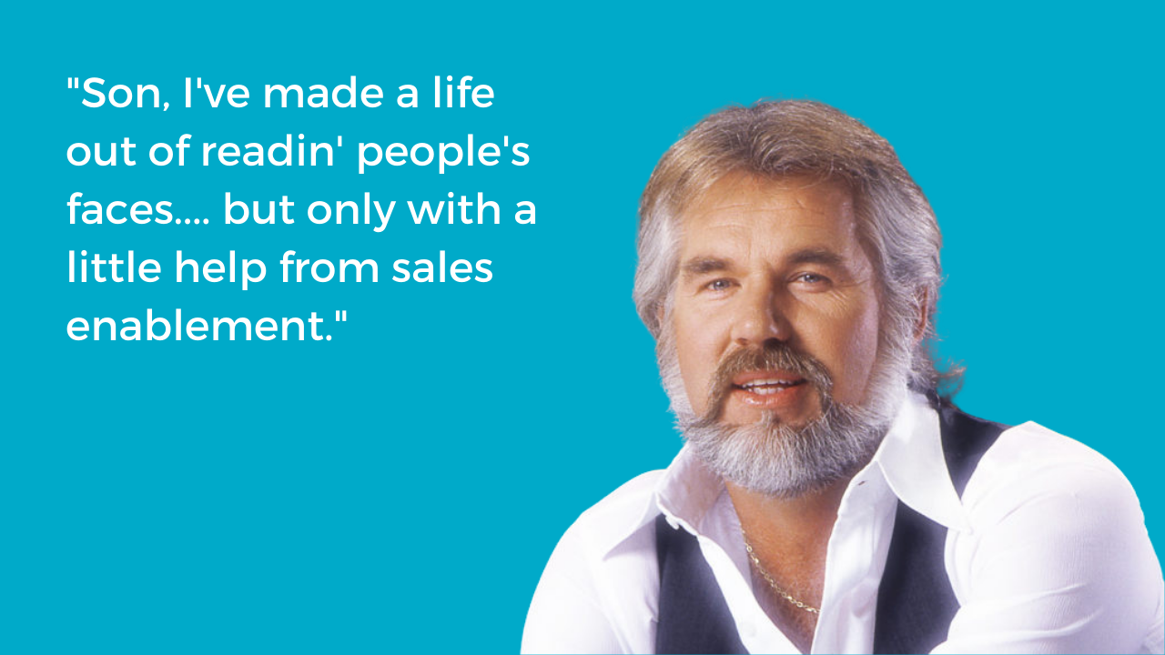 Kenny Rodgers - Sales Enablement