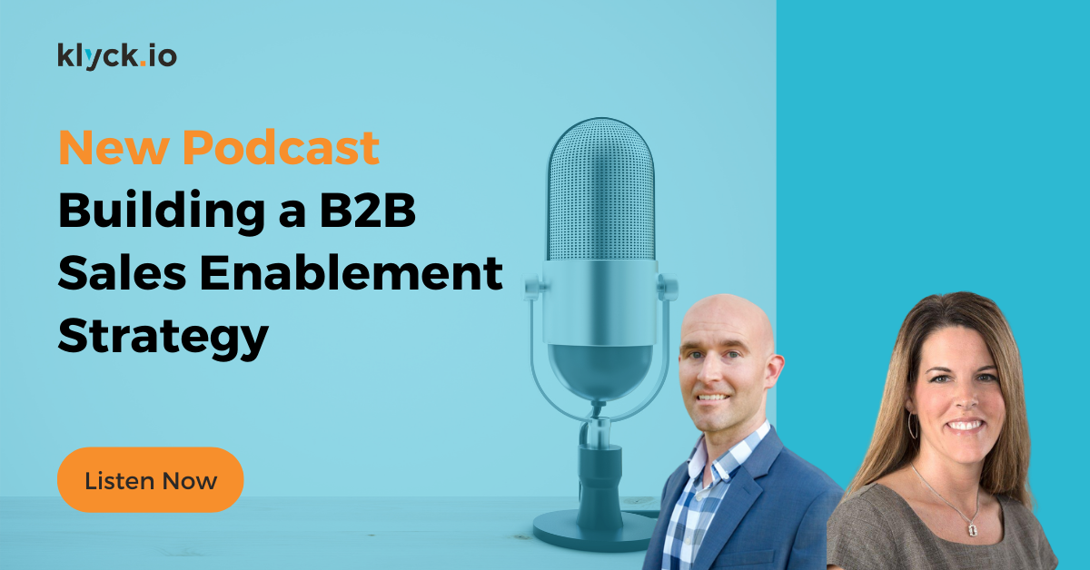 Building a B2B Sales Enablement Strategy