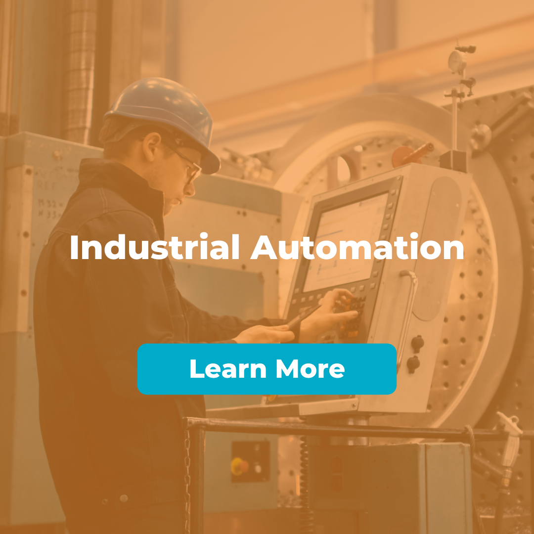 Industrial Automation hover