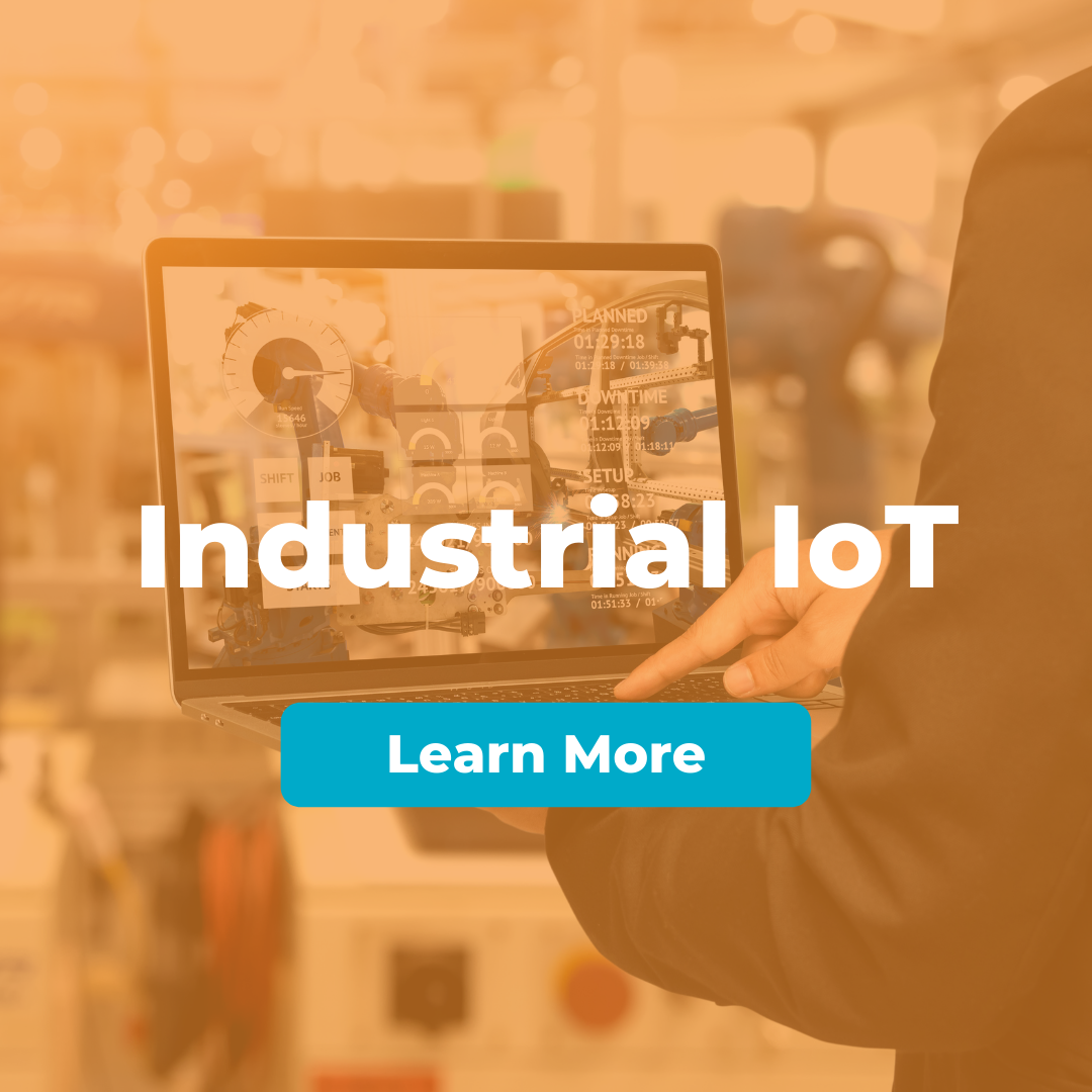 Industrial IoT hover