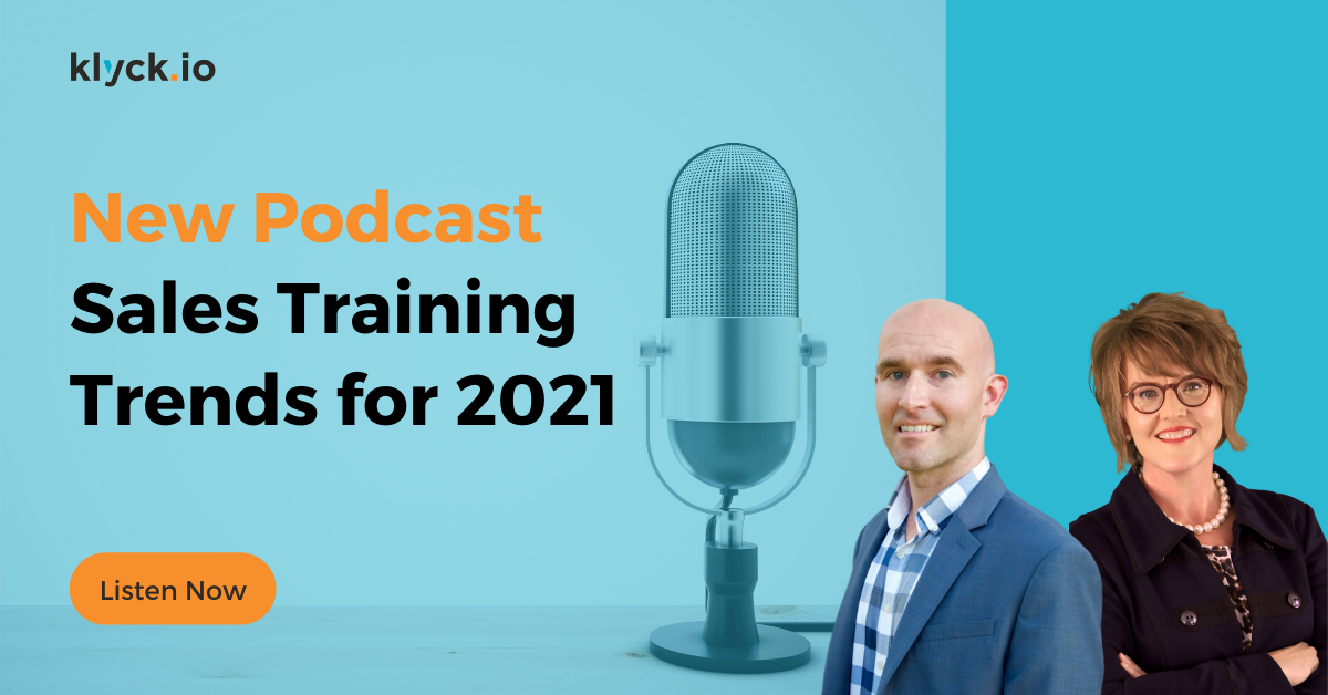 Sales Training Trends for 2021