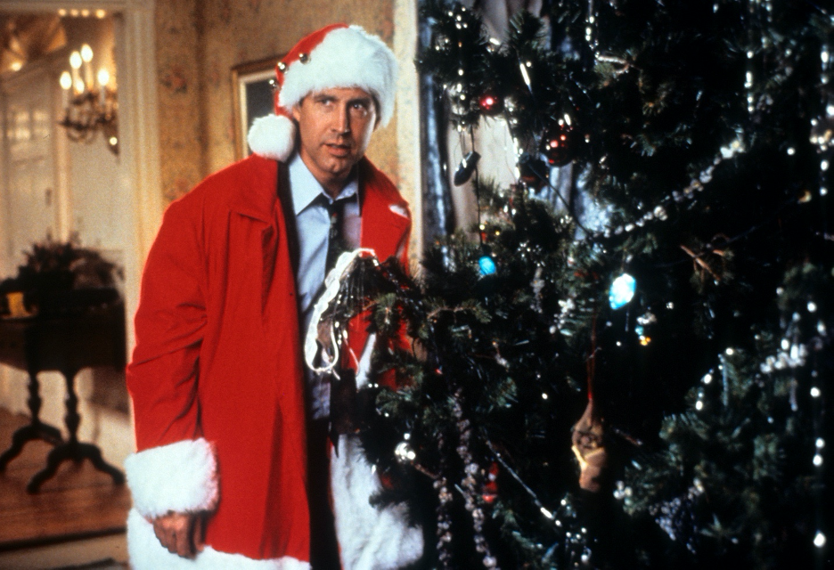 Clark Christmas Vacation Zoom background